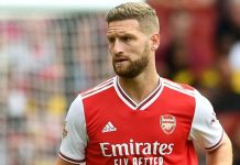 Mustafi Arsenal