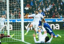 Alaves 1-2 Madrid