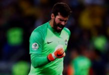 Alisson Samba d'Or