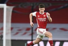 Tierney Arsenal